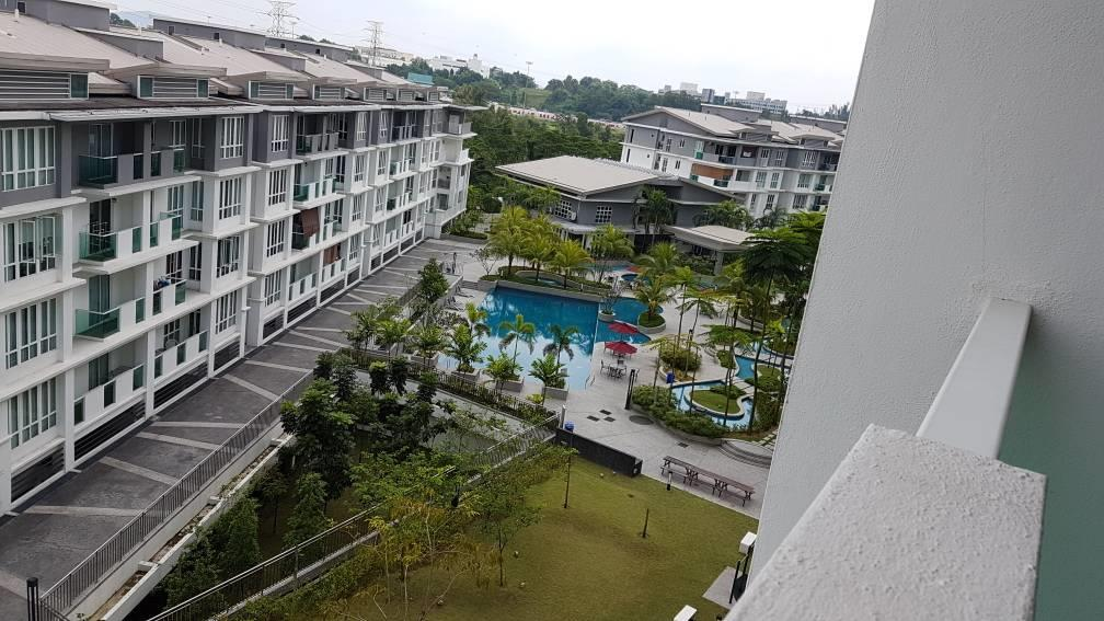 Subang Parkhomes Condo for sale, Pool View, SS 19, Subang Jaya