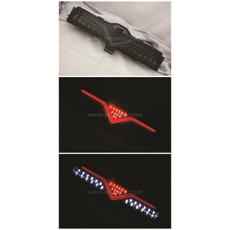 Subaru BRZ / Toyota 86 Light Bar LED Rear Bumper Lamp