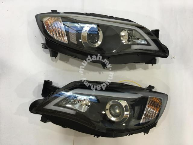 Subaru Impreza Grf Grb 08-12 Head Lamp Led Taiwan