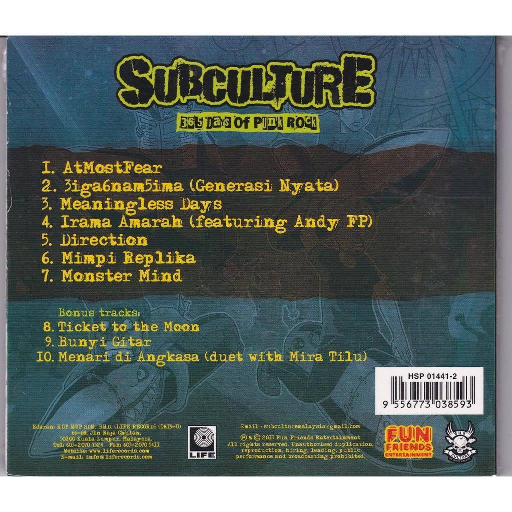 subculture in malaysia