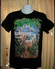 SUFFOCATION - PIERCED FROM WITHIN T-SHIRT