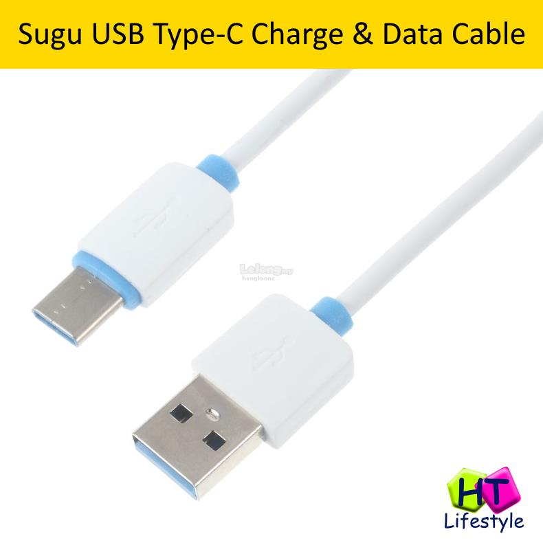 SUGU Type-C To USB Charge & Data Sync Cable
