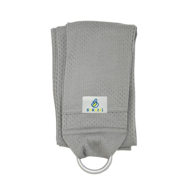 SUKKIRi Mesh Ring Sling - Light Grey