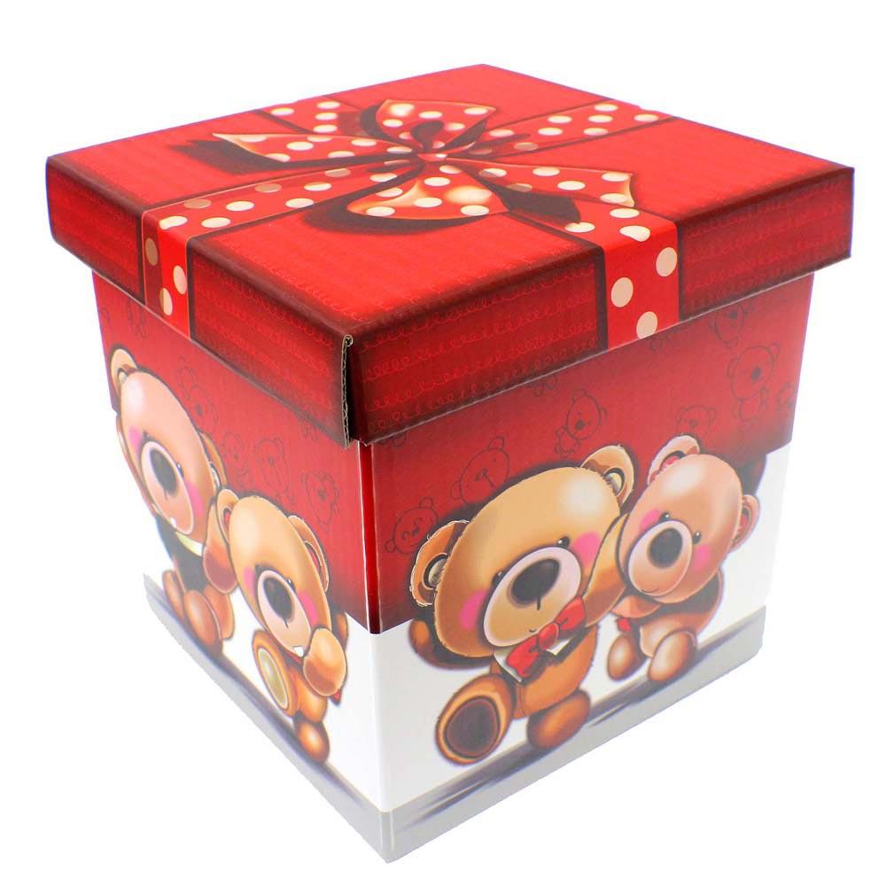 Sun Bear 899 Square Diy Gift Box