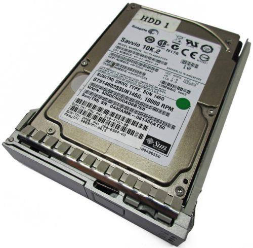 Sun-Oracle-540-7152-02-146GB-10K-Seagate-2-5-034-SAS-Server-HDD-w-Cad