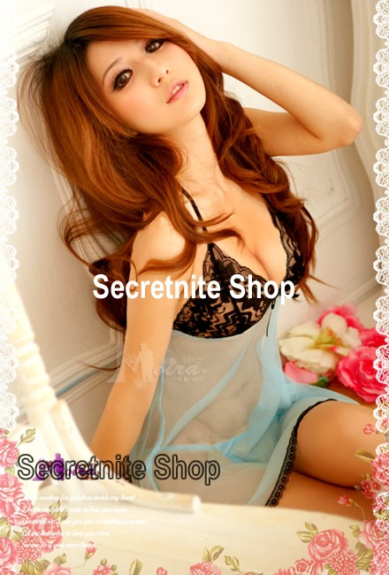 fb11ab0d1c Sun  Sexy Light Blue Babydoll with (end 11 22 2019 5 25 PM)
