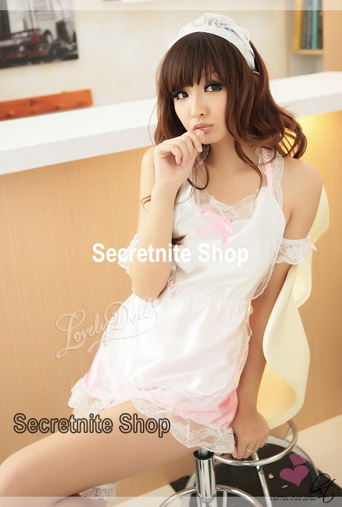 Sun@ Sexy Lingerie Night Wear Costume S-49