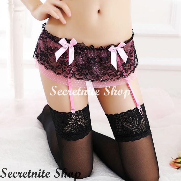 Sun @ Sexy Pink Garter Belt GT-37 (end 11/22/2019 5:50 PM)
