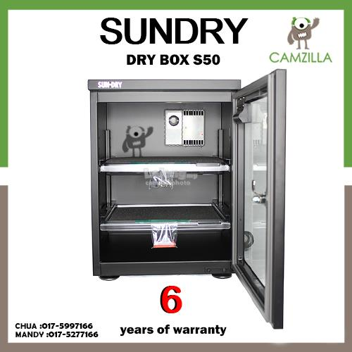 SUNDRY S50 38L DRY CABINET