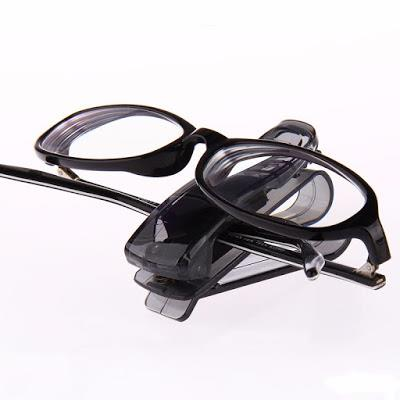 Sunglasses Eye glasses Holder Clip