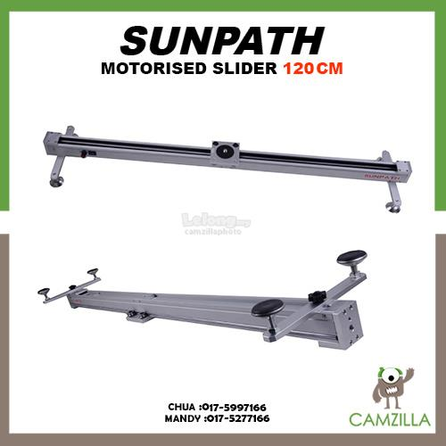Sunpath 120cm 1.2m Portable Control Camera Stabilizer Track dolly rail
