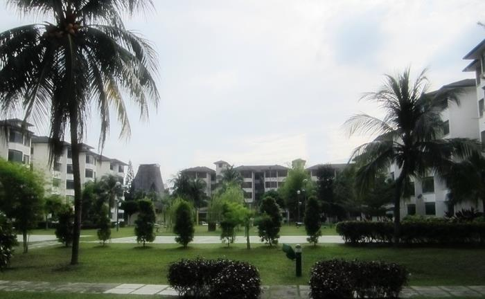 Sunway Court Apartment for Rent, 1st Floor, PJS 7, Bandar Sunway