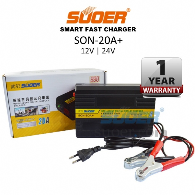Suoer Son 20a 12v 24v Portable Sma End 7 10 2021 12 00 Am