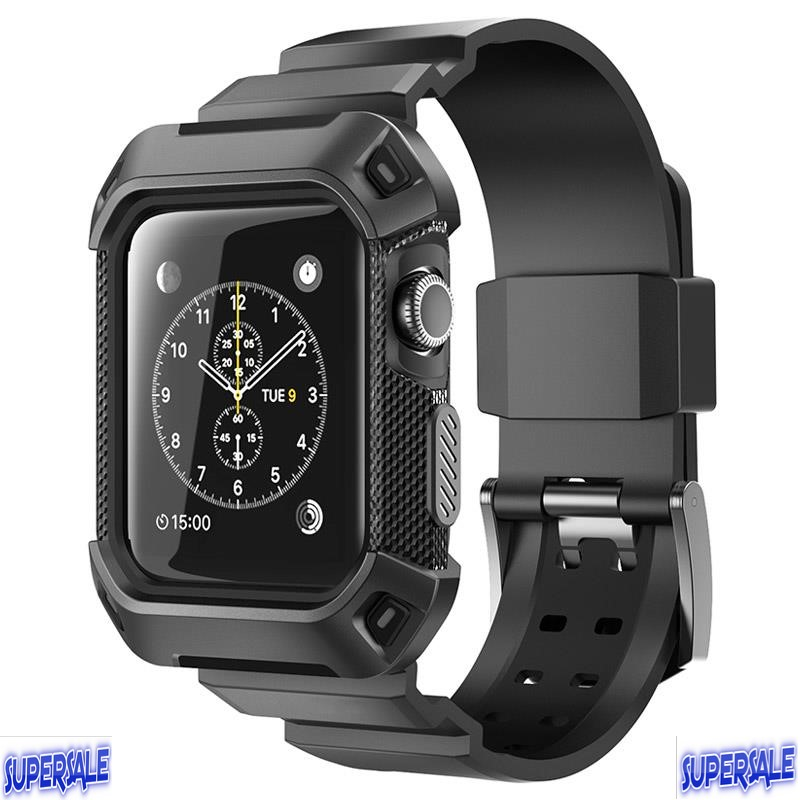 SUPCASE Protective Casing Case Cover for Apple Watch Series 1/2