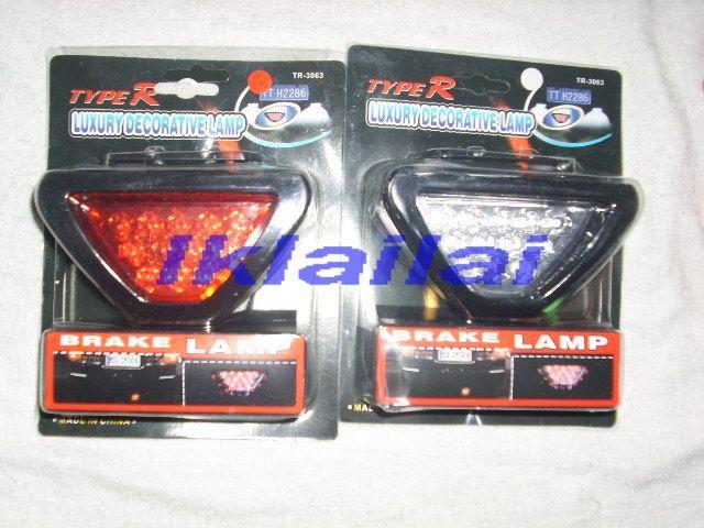 Super Bright BLINKING LED FLASH F1 BRAKE LAMP [3-Wire]