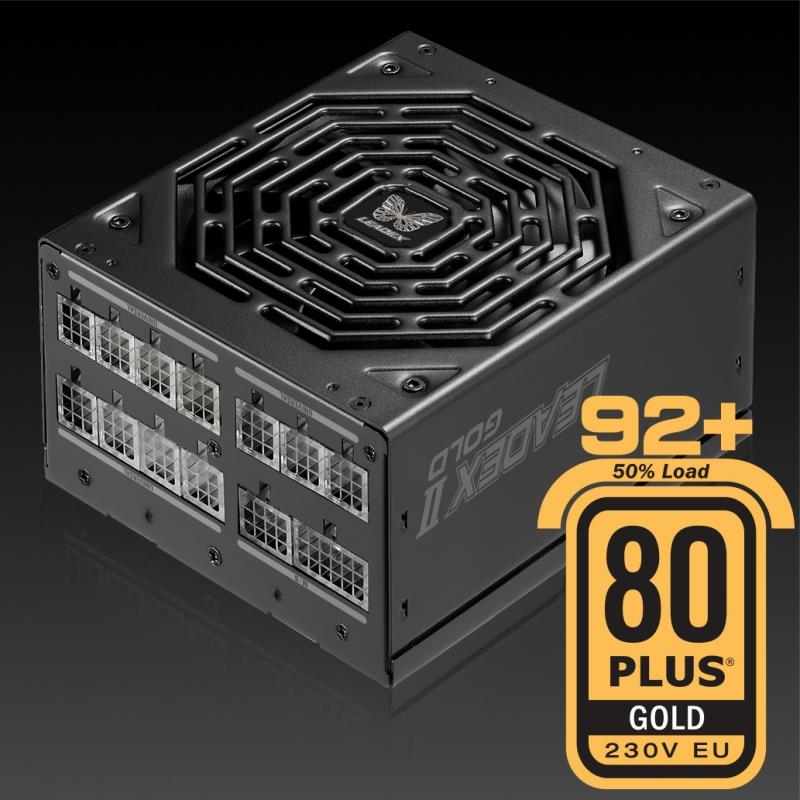Super Flower Leadex II Gold 1200W Full Modular PSU
