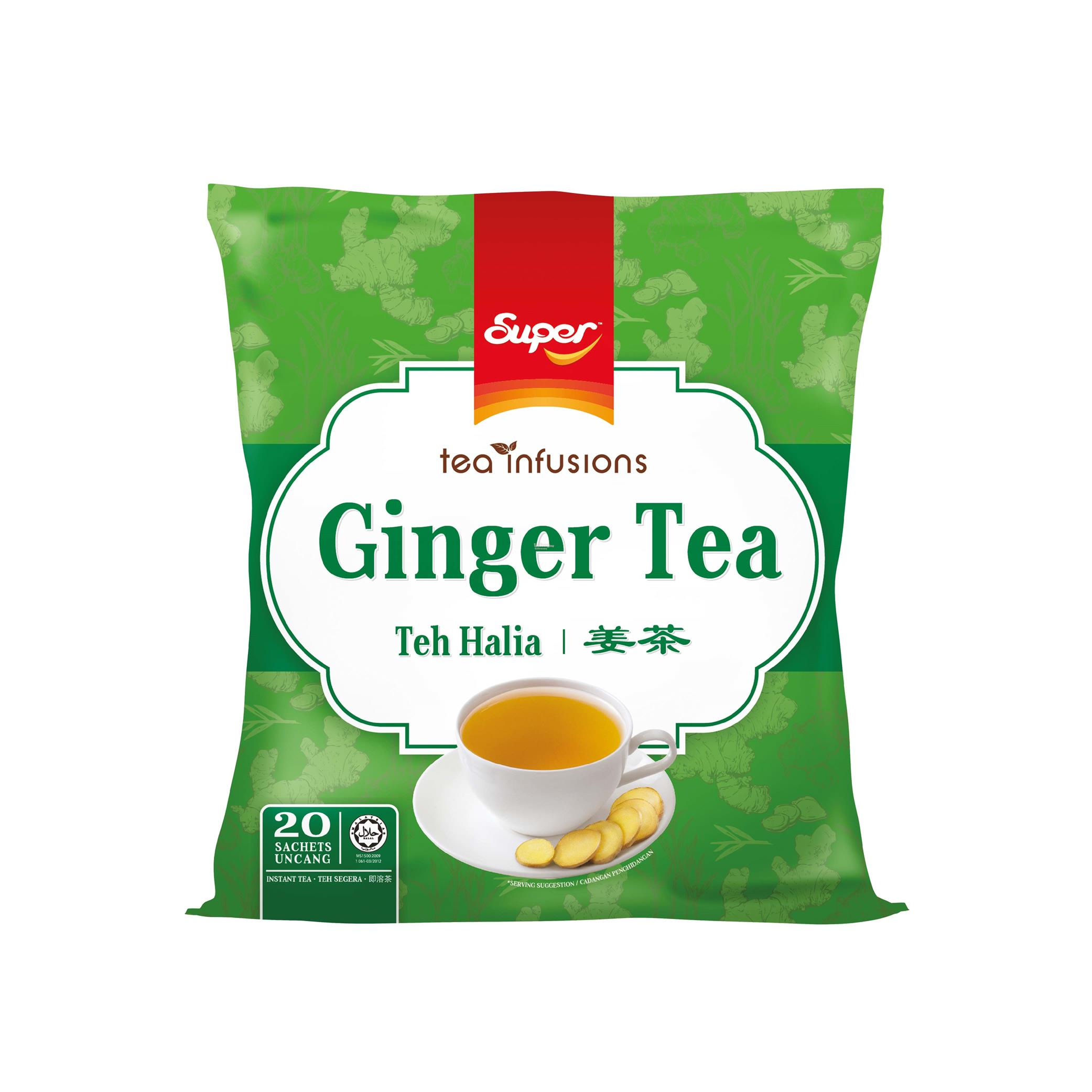Super Ginger Tea (20gm x 20 sachets)