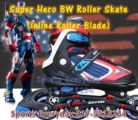 Super Hero Skate (Roller Blade) Kas (end 2 22 2020 12 15 AM) 0a9acc0322
