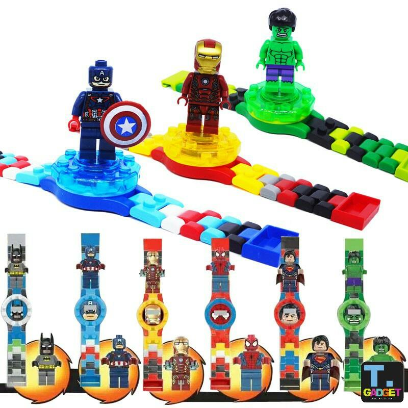 Super Heroes / Ninjago Building Wat (end 2/24/2019 12:00 AM)
