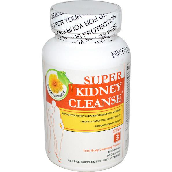 Super Kidney Cleanse, Help Kidney Function, Kidney Detox (USA)