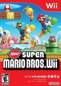 New Super Mario Bros for Wii (NTSC), Bros 2 for 3DS