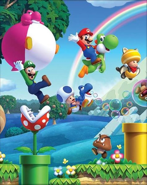 d827a9fce88a0 Super Mario Bros Wii U 10 8 3D Lenti (end 2 9 2021 12 00 AM)