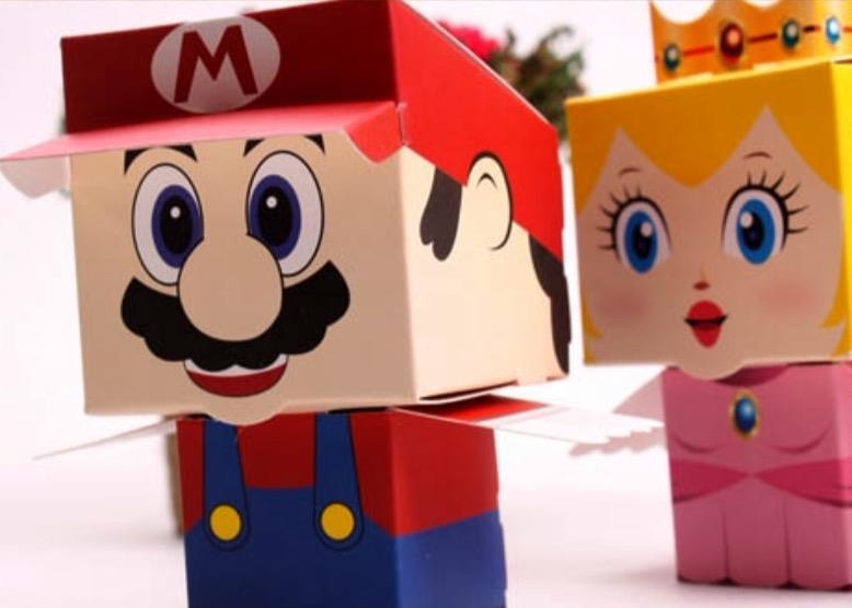 Super Mario   Princess Peach Gift Box (end 3 7 2019 2 15 PM) ecf49ade5db7
