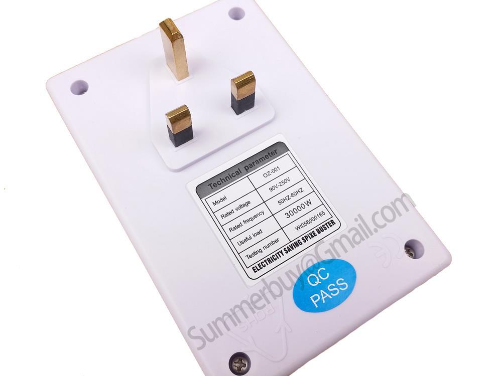 Super Model 2in1 Power Factor Saver Saving Box Pest Repeller