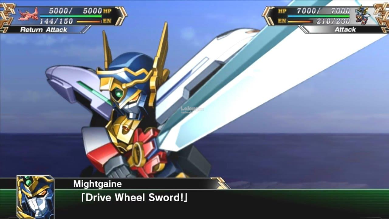super robot wars taisen v english v end 9 21 2018 11 15 pm