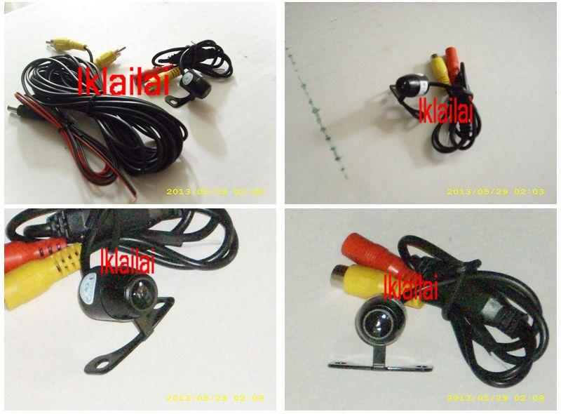SUPER SMALL Wide Angle Reverse Camera [Night Version]