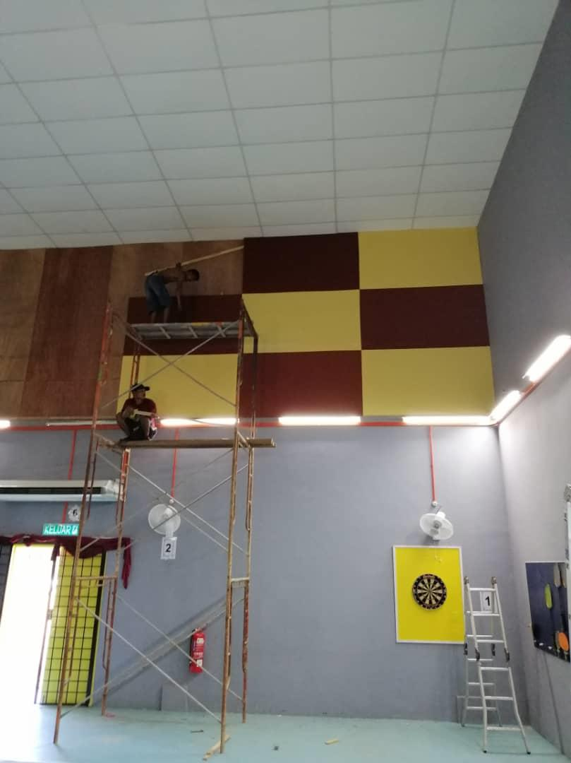 Superb sound proof acoustic panel Malaysia healthy safety