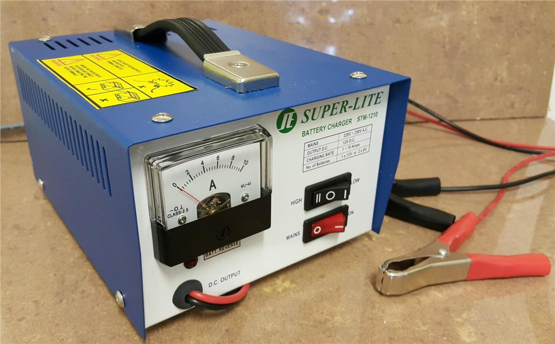 superlite stm 1210 battery charger end 9 19 2018 1 15 pm rh lelong com my