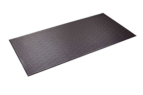 Supermats Heavy Duty Equipment Mat 13GS Made in U.S.A. for Indoor Cycles Recum