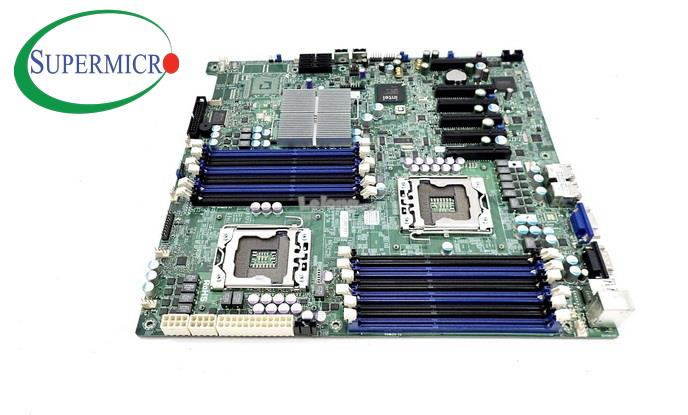 Supermicro X8DTE-F Dual LGA1366 Server Motherboard