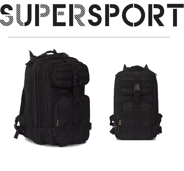 SUPERSPORT Wolf 3P Tactical Backpack (end 6 3 2019 8 15 PM) f49f69e4142aa