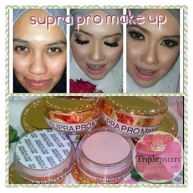 a39ad06cc0a5 SUPRA PRO MAKEUP FOUNDATION (end 8 8 2020 12 15 PM)