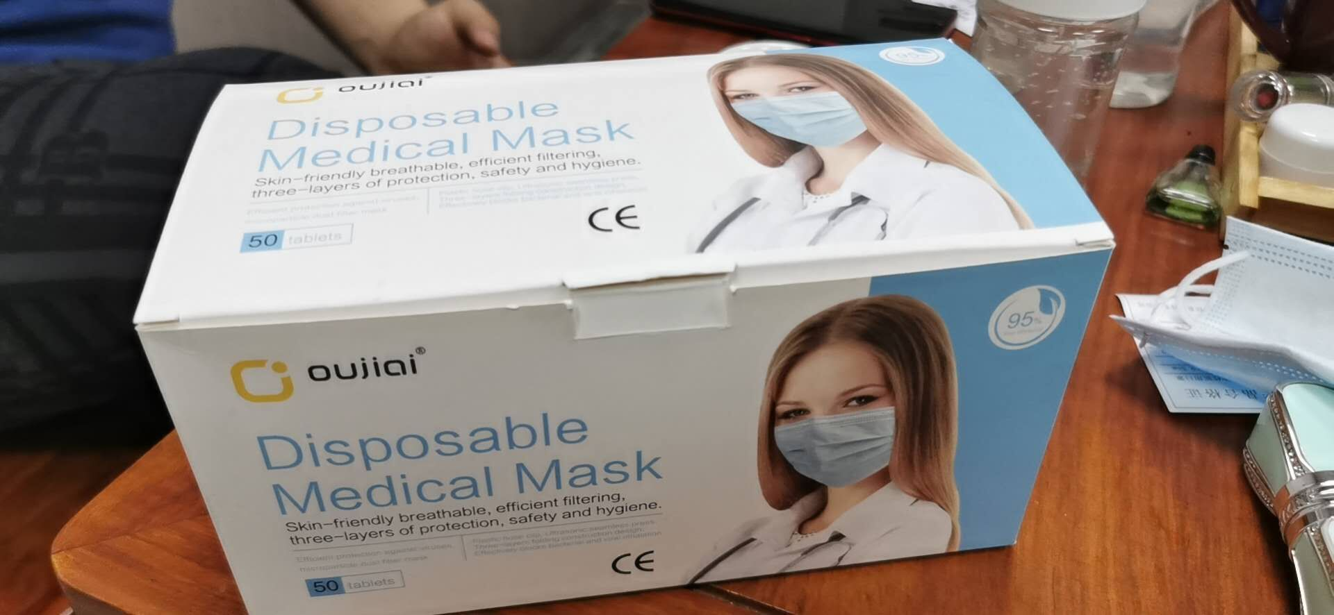 Surgical Mask Medical Mask 50PCS/BOX 医用口罩