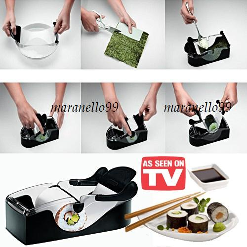 ~Sushi Roll Maker Perfect Roll . Must Have for All Sushi Lovers!~