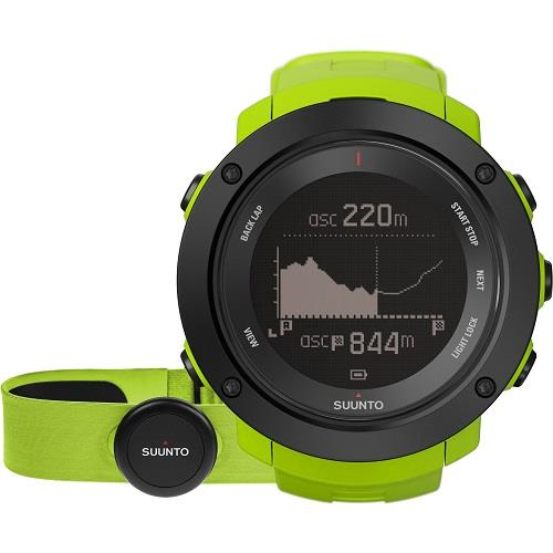 SUUNTO Ambit 3 Vertical Lime HR Outdoor Multi-Sports SS021970000 (ORI)