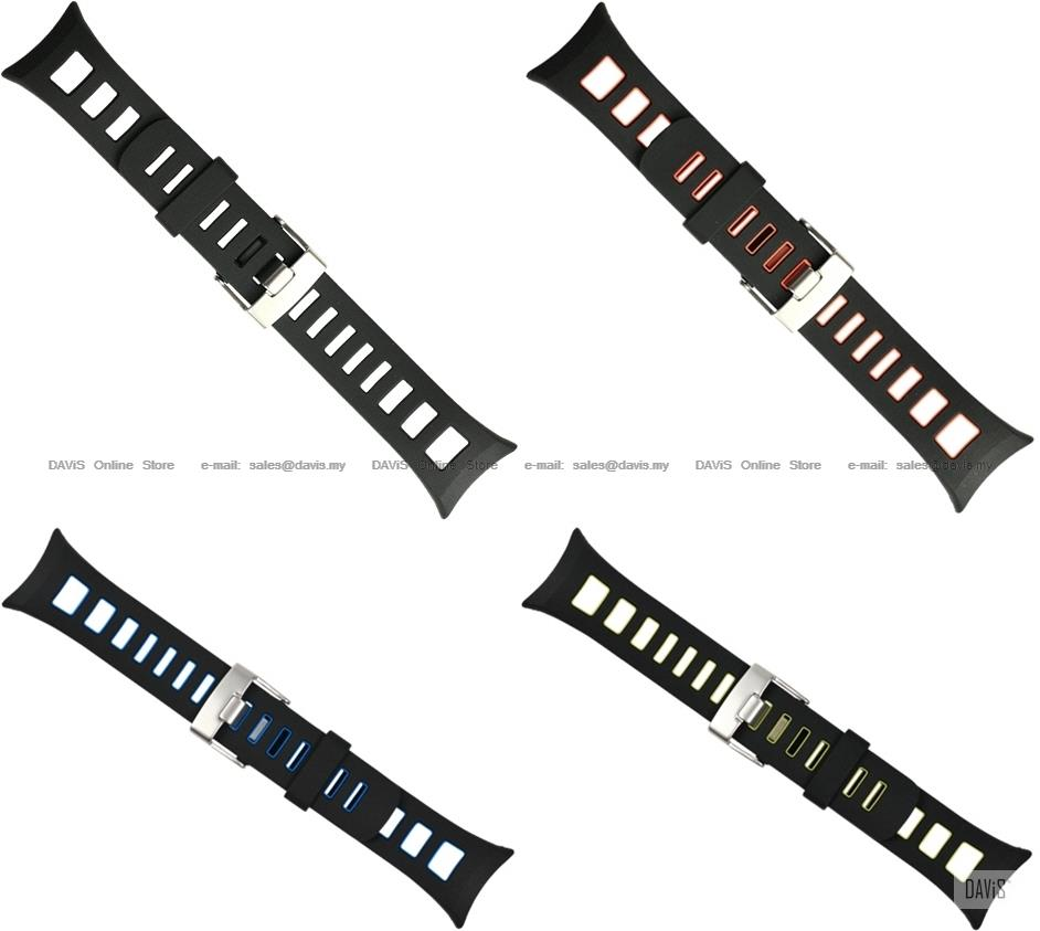 Suunto Quest Replacement Straps *Back to Back Order *Variants