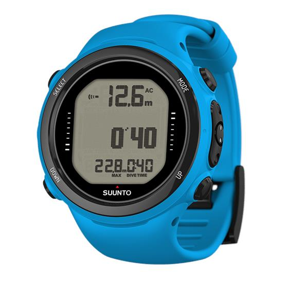 Suunto SS020393000 D4I Novo with USB Blue