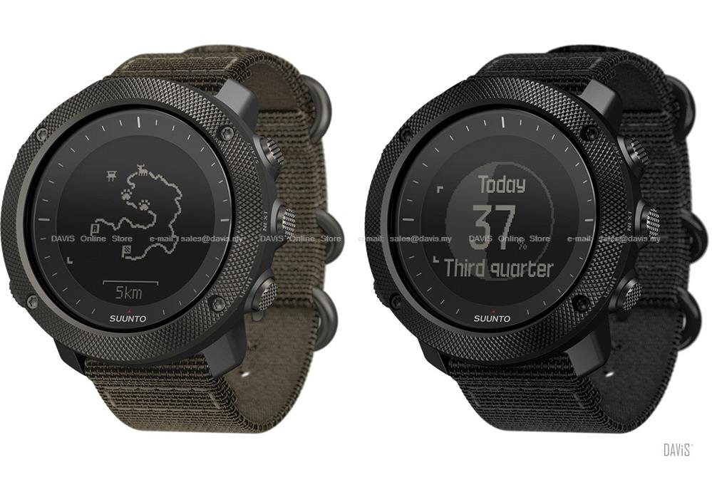 Diving Computers - Suunto X10 Military Watch With GPS And ...  |Suunto Military Gps Watches