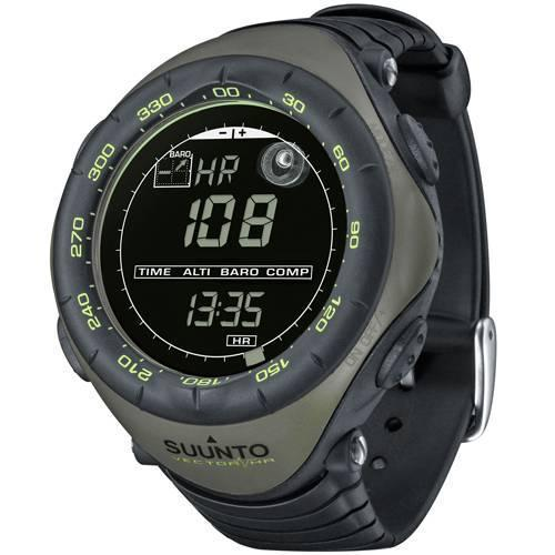 SUUNTO Vector HR Dark Green Digital SS018730000 *Original*