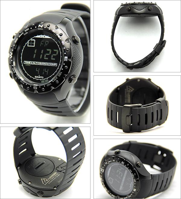 Suunto X Lander Xlander Military Black Watch Ss012926110
