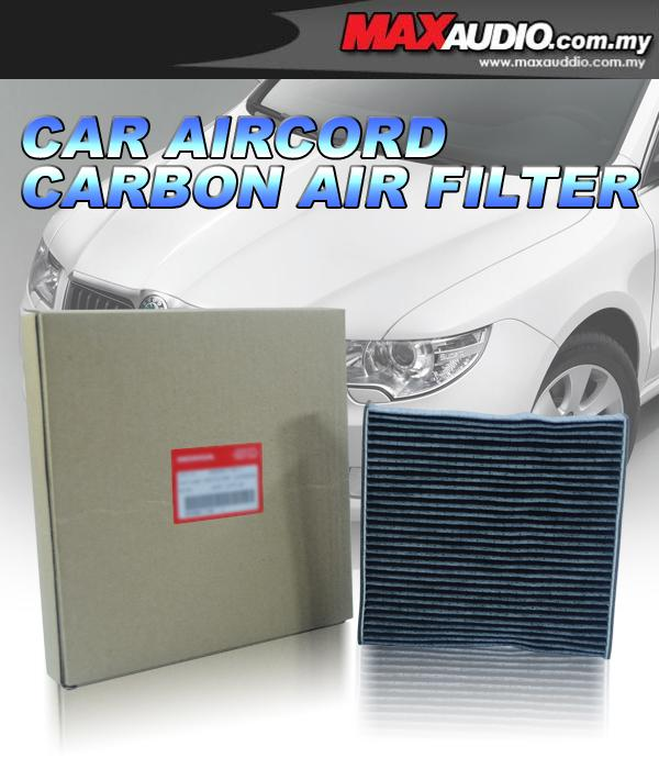 SUZUKI SWIFT '04 ORIGINAL Carbon Air-Cond Cabin Filter: