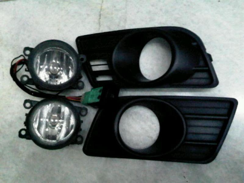 Suzuki Swift '05 / '07 / '11 Fog Lamp Set [Wiring + Switch + Cover]