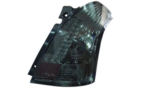 Suzuki Swift `05 Tail Lamp Crystal LED Smoke [SK01-RL02-U]