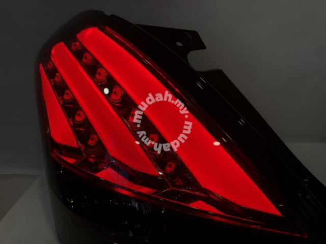 Suzuki Swift 10-16 Led Tail Lamp Smoke Taiwan