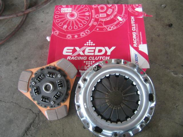 SUZUKI SWIFT SPORT ZC32 EXEDY 3 PUCK RACING CLUTCH