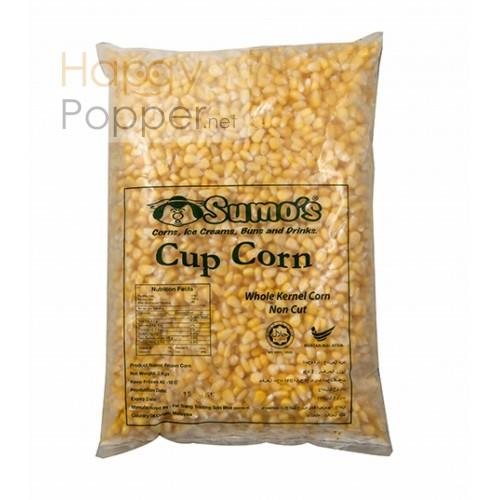 Sweet corn half cook corn maker jagung kukus sweetcorn machine